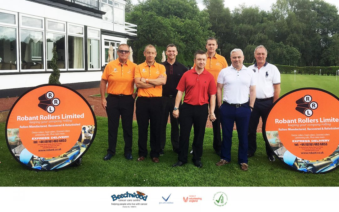 Beechwood Charity Golf Day 2016