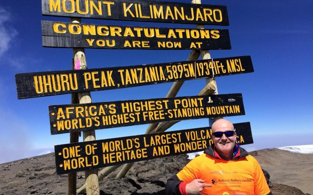 Mount Kilimanjaro Conquered!